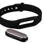 Фитнес-браслет Xiaomi Mi Band (XMSH03HM) для iOS и Android (new version) Black