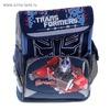 509036 Ранец Стандарт Transformers 38*29*13 с EVA-спинкой, для мальчика