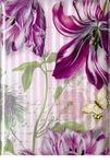 """Обложка для паспорта """"Фиолетовые цветы"""