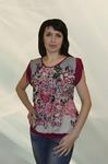 Блузка (Модель 15009)