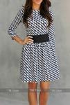 Платье Demi графика