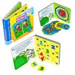 Книжка-игрушка.Считаем букашек (мои первые открытия)073317