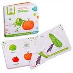 Книжка-игрушка Disney Овощи (Первые слова)145642