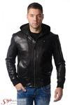 Куртка кожаная ARBEX
