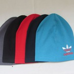 шапка  подросткаво-взрослая короткая Одинарная