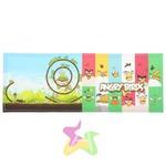 Обложка для студенческого билета 006660 Птички Angry Birds