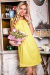 Модное платье-мини