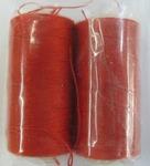 Нитки для джинс, упак. 2шт, цвет красный