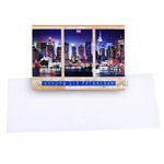 Альбом для рисования 40л А4ф на скобе серия -Города мира-  156294