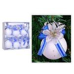 Набор шаров 2333540 (6шт.) в коробке  139257
