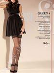 Sisi Queen 8 (аut) - чулки
