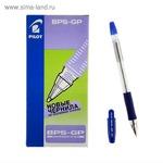 Ручка шариковая PILOT BPS-GP-EF, стержень синий, узел 0.5мм