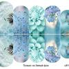 Слайдер-дизайн премиум Цветы ufl114