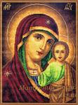 Набор д/выш 537 Казанская Богородица 37/49 (Россия)