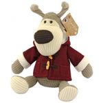 """Игрушки серии """"Boofle"""" Собачка в красном пальто с капюшоном 389589 (24 см)."""