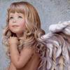 Мозаичная картина Чудесный ангел 38х48см AG529