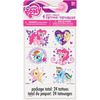 My Little Pony Temporary Tattoos, 24ct