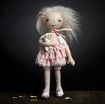 Кукла Олечка