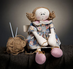 Кукла Анечка-плакс