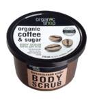 """""""Organic shop"""" скраб д/тела бразильский кофе 250 мл."""