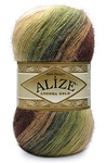 Angora Gold Batik - ALIZE