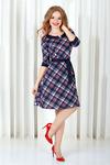 Платье 1166а (трикотаж)