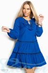 Свободное винтажное платье 42 44 46