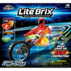 "Конструктор Lite Brix (Лайт Брикс) ""Мотоцикл"""