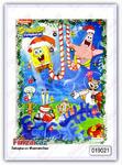 Рождественский календарь SpongeBob 75 гр