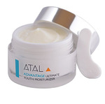 Moisturizer Day and Night Cream by ATAL - With Peptides Matrixyl 3000 & Matrixyl Synthe-6,Ceramide 3, Retinol, Hyaluronic Acid and Antioxidants - The Best Anti Wrinkle, Anti Aging Cream
