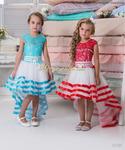Детское платье 17-692
