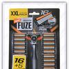 Одноразовый станок Body-x fuze 21 шт