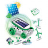 Конструктор на солнечных батареях 6 в 1 «SOLAR MOTION» (6 in 1 solar toy)