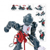 Конструктор-игрушка «РОБОТ-АКРОБАТ» (Tumbling robot)
