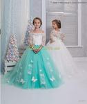 Детское платье 17-718