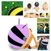Ранец детский «ПЧЕЛКА» сиреневый (Bumble bee backpack violet)