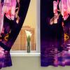 """Фотошторы """"Орхидея над водой"""""""