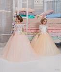 Детское платье 17-732
