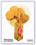 Золотые монеты Only 100 гр (1 евро)