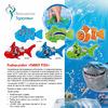 Рыбка-робот «FUNNY FISH» оранжевая (Robo fish)