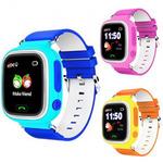 Детские часы Smart Baby Watch Q80 с wifi