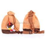 Рюкзак-мешок с Петухом (24см.)