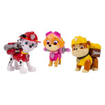 Paw Patrol 6024060 Action Pack Pups, Pack of 3