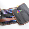 карандаши Variance Colors Colored Pencils 48 Pack in Roll Up Bag