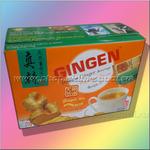 Натуральный имбирный чай с тростиковым сахаром