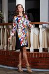Платье 1052 живопись