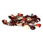 Вишня в бел шоколадной глазури  в  обертке (цена за 500грамм)