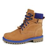 Ботинки для школьников мальчиков арт.062281  Сан-Марко