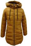 Стильное зимнее пальто для девочки (цвет в ассортименте)