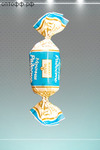 БС Карамель Молочная радость / цена за 0,5 кг